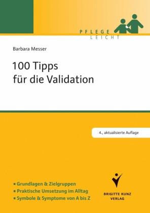 100 Tipps für die Validation