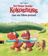 Der kleine Drache Kokosnuss - Lass uns Zähne putzen! Cover