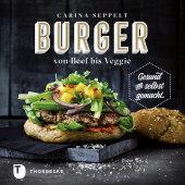 Burger von Beef bis Veggie Cover