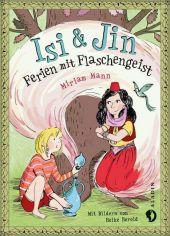 Isi & Jin. Ferien mit Flaschengeist Cover