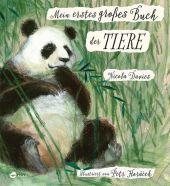 Mein erstes großes Buch der Tiere Cover