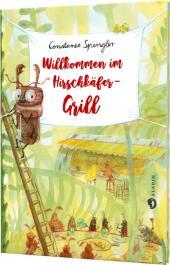 Willkommen im Hirschkäfer-Grill Cover