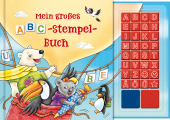 Mein großes ABC-Stempelbuch Cover