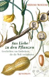 Aus Liebe zu den Pflanzen Cover