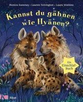 Kannst du gähnen wie Hyänen? Cover