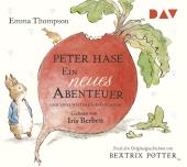 Peter Hase - Ein neues Abenteuer und zwei weitere Geschichten, 1 Audio-CD Cover