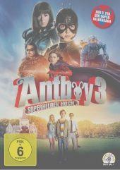 Antboy 3, 1 DVD