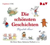 Die schönsten Geschichten, 2 Audio-CDs
