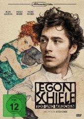 Egon Schiele, 1 DVD Cover