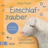 Einschlafzauber, 1 Audio-CD Cover