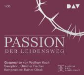 Passion. Der Leidensweg, 1 Audio-CD Cover