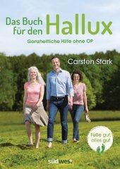 Das Buch für den Hallux - Füße gut, alles gut Cover