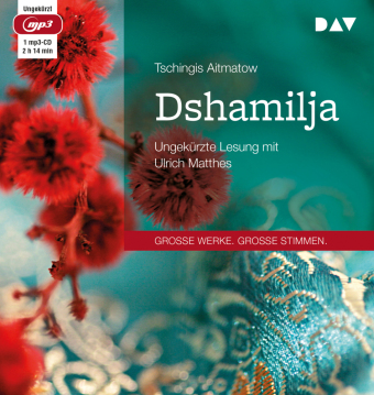 Dshamilja, 1 MP3-CD
