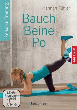 Bauch, Beine, Po, m. DVD