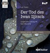 Der Tod des Iwan Iljitsch, 1 MP3-CD Cover