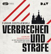 Verbrechen und Strafe, 3 MP3-CD Cover