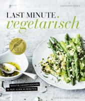 Last Minute Vegetarisch Cover