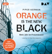Orange Is the New Black, 1 MP3-CD Cover