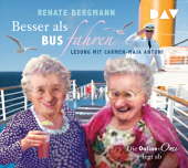 Besser als Bus fahren. Die Online-Omi legt ab, 3 Audio-CDs Cover