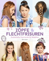 Zöpfe & Flechtfrisuren Cover