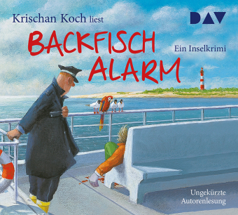 Backfischalarm. Ein Inselkrimi, 5 Audio-CDs