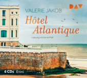 Hôtel Atlantique, 6 Audio-CDs Cover