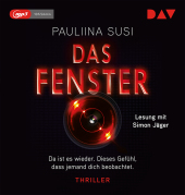 Das Fenster, 1 MP3-CD Cover