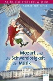 Mozart und die Schwerelosigkeit der Musik Cover