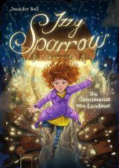 Izzy Sparrow - Die Geheimnisse von Lundinor Cover