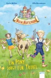 Villa Hufschuh - Ein Pony sorgt für Trubel Cover
