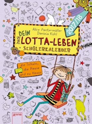 Mein Dein Lotta-Leben Schülerkalender 2017/2018