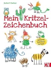 Mein Kritzel-Zeichenbuch Cover
