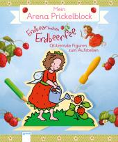 Mein Arena Prickel-Block. Erdbeerinchen Erdbeerfee Cover