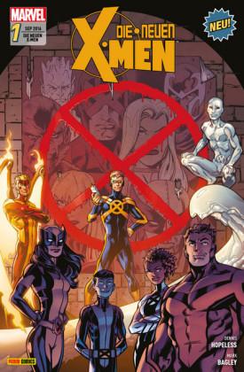 Die neuen X-Men 1 - Eine neue Chance