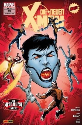 Die neuen X-Men 2 - Die Apocalypse Kriege