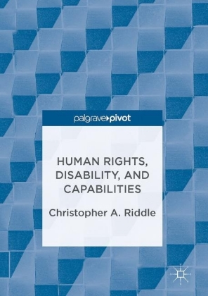 Human Rights, Disability, and Capabilities