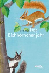 Das Eichhörnchenjahr Cover