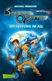 Sternenritter - Die Festung im All Cover
