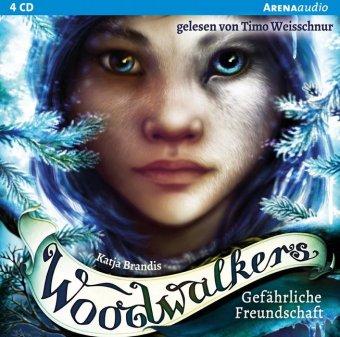 Woodwalkers - Gefährliche Freundschaft, 4 Audio-CDs