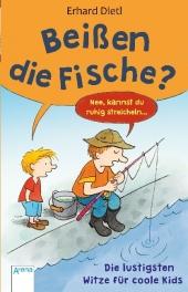 Beißen die Fische? Die lustigsten Witze für coole Kids Cover