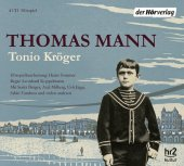 Tonio Kröger, 4 Audio-CDs Cover