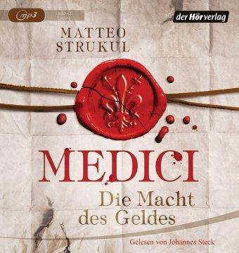 Medici - Die Macht des Geldes, 1 Audio-CD,