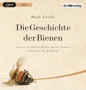Die Geschichte der Bienen, 1 MP3-CD
