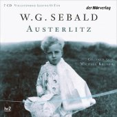 Austerlitz, 9 Audio-CDs Cover