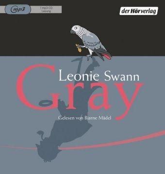 Gray, 1 MP3-CD