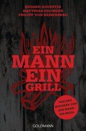 Ein Mann - ein Grill Cover
