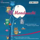 Mondnacht, 1 Audio-CD Cover
