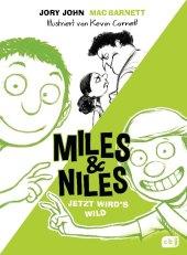 Miles & Niles - Jetzt wird's wild Cover