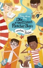Die verflixten Fletcher Boys machen Ferien Cover