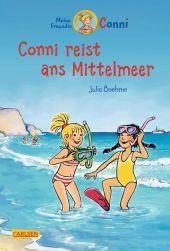 Meine Freundin Conni - Conni reist ans Mittelmeer Cover